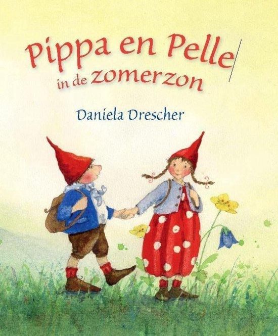 Pippa & Pelle in de zomerzon - Daniela Drescher |