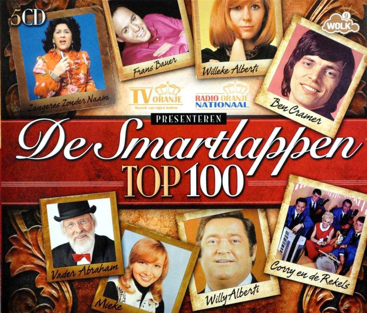 De Smartlappen Top 100 - various artists