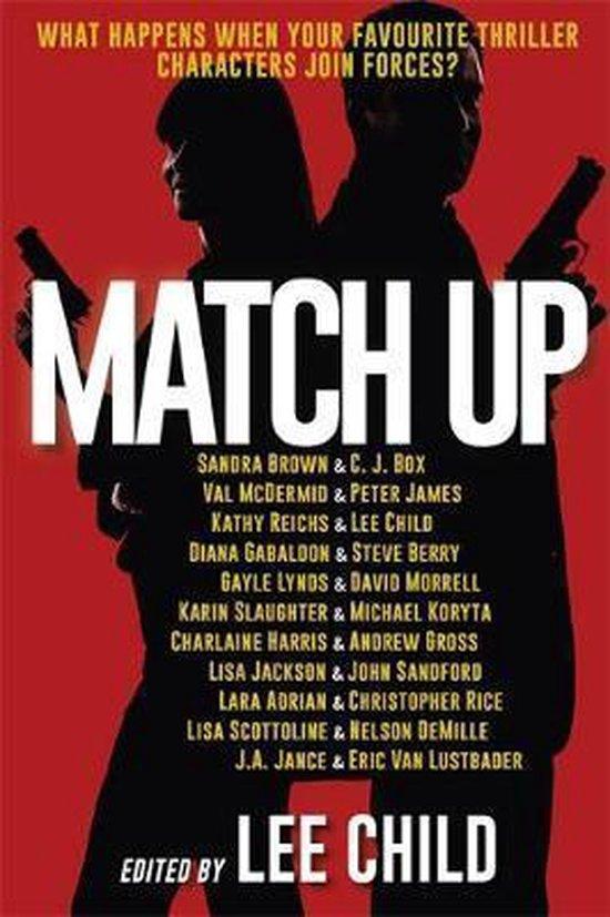 Omslag van Match Up