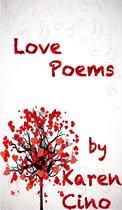 Boek cover Love Poems van Karen Cino