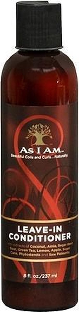 As i Am Naturally Leave-in Conditioner 237 ml - As I Am