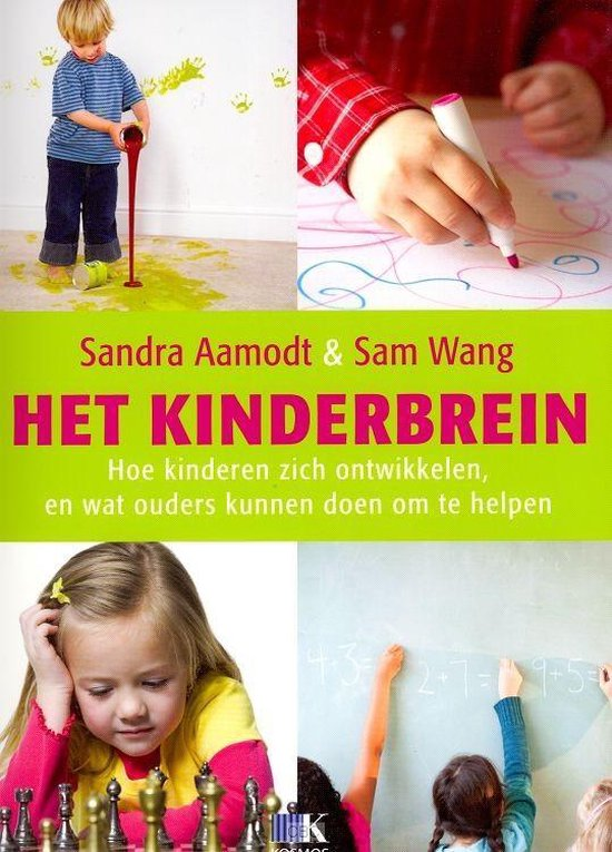 Het kinderbrein - Sandra Aamodt |