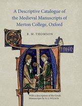 Boekomslag van 'A Descriptive Catalogue of the Medieval Manuscri - with a description of the Greek Manuscripts by N. G. Wilson'