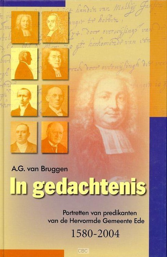 Bruggen, In gedachtenis - A.G. van Bruggen |