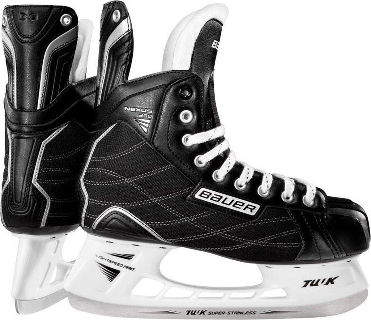 Bauer IJshockeyschaats NEXUS 200 | Maat 45,5