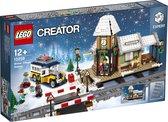 LEGO Creator Expert Winterdorp Station - 10259