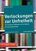 Boek cover Verlockungen zur Unfreiheit van