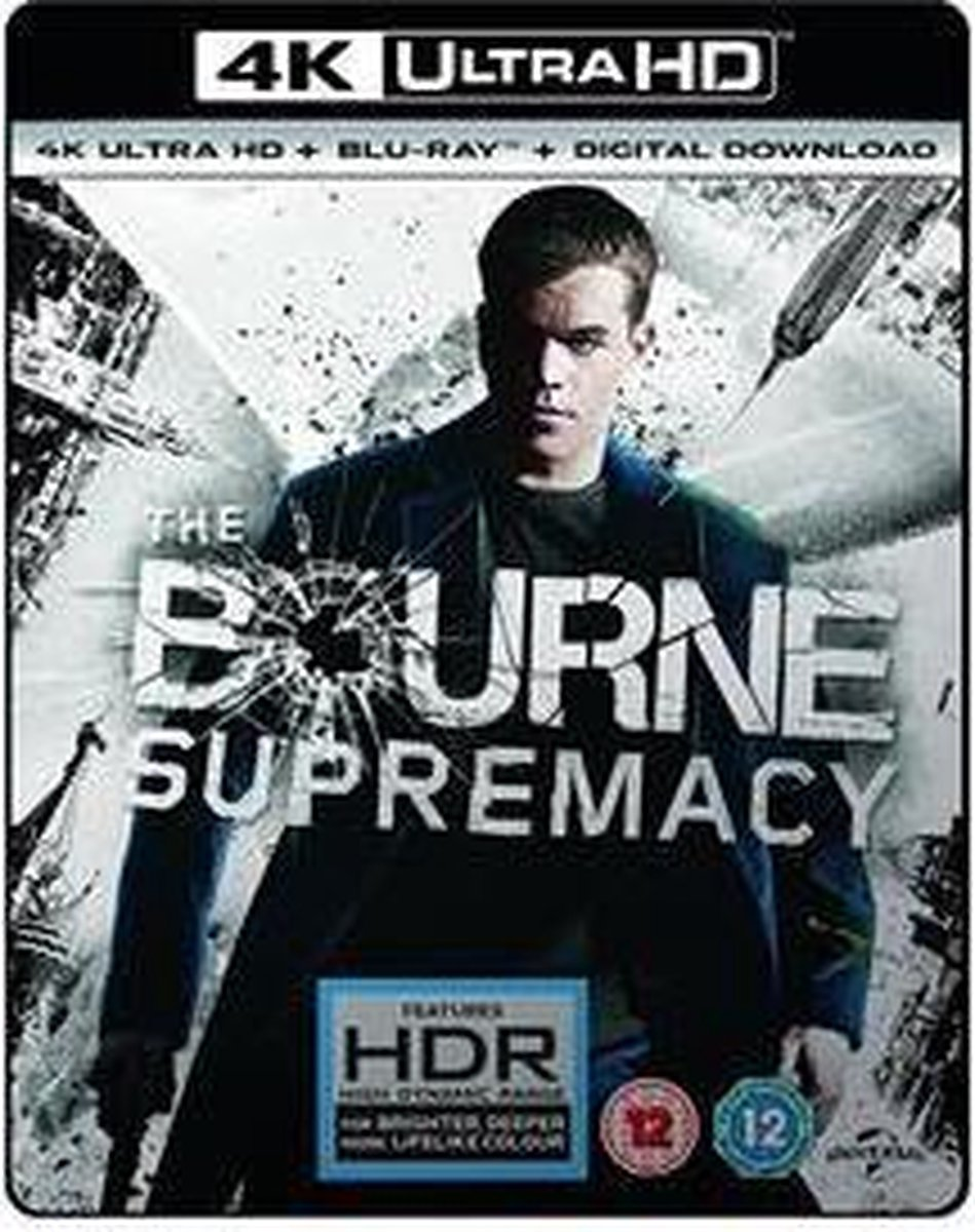 Bourne Supremacy-