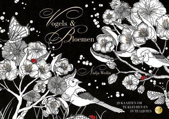 Vogels & bloemen - Nadja Wedin |