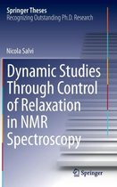 Dynamic Studies Through Control of Relaxation in NMR Spectroscopy
