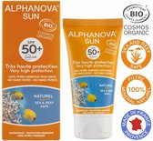 Alphanova Natuurlijke zonnebrandcrème factor 50