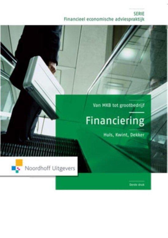 Serie Financieel economische adviespraktijk - Onbekend |