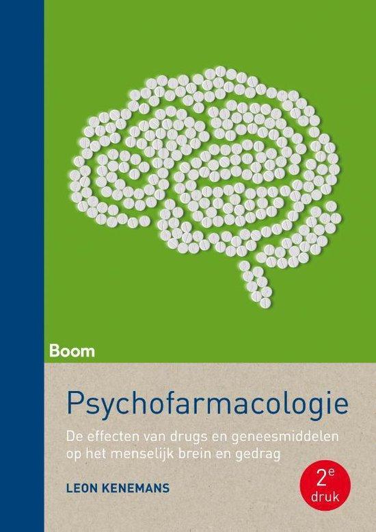 Psychofarmacologie - Leon Kenemans pdf epub
