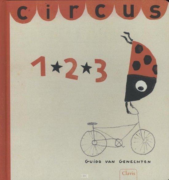 Circus 1.2.3 - Guido van Genechten |