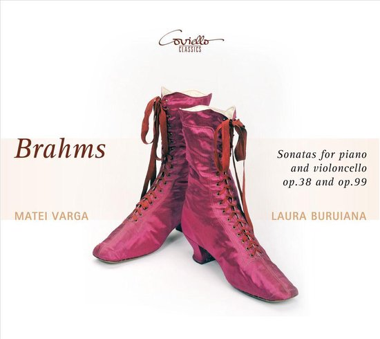 Brahms: Sonatas for piano and violoncello, Op. 38 and Op. 99