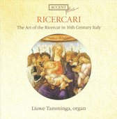 The Art Of The Ricercar In 16Th Century Italy