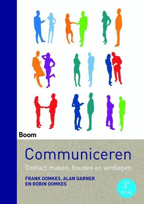 Communiceren - F.r. Oomkes |