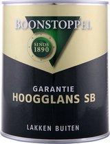 Garantie Hoogglans SB, Wit - 2,5 liter