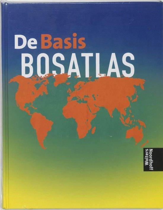 De Basis Bosatlas - Bos  