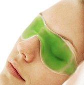 Oogmasker met Verkoelende Gel - Wallen Verwijderaar - Groen