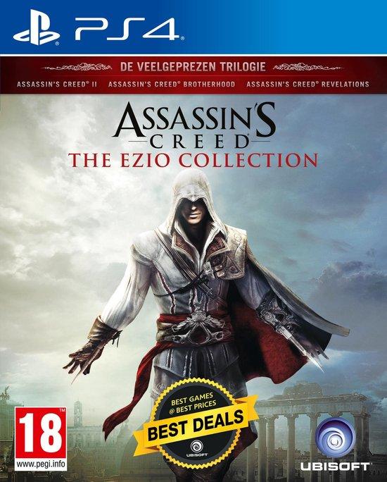 Assassins Creed - The Ezio Collection - PS4 - Ubisoft