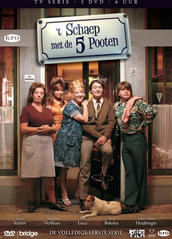 Cover van de film ''t Schaep Met De Vijf Pooten'