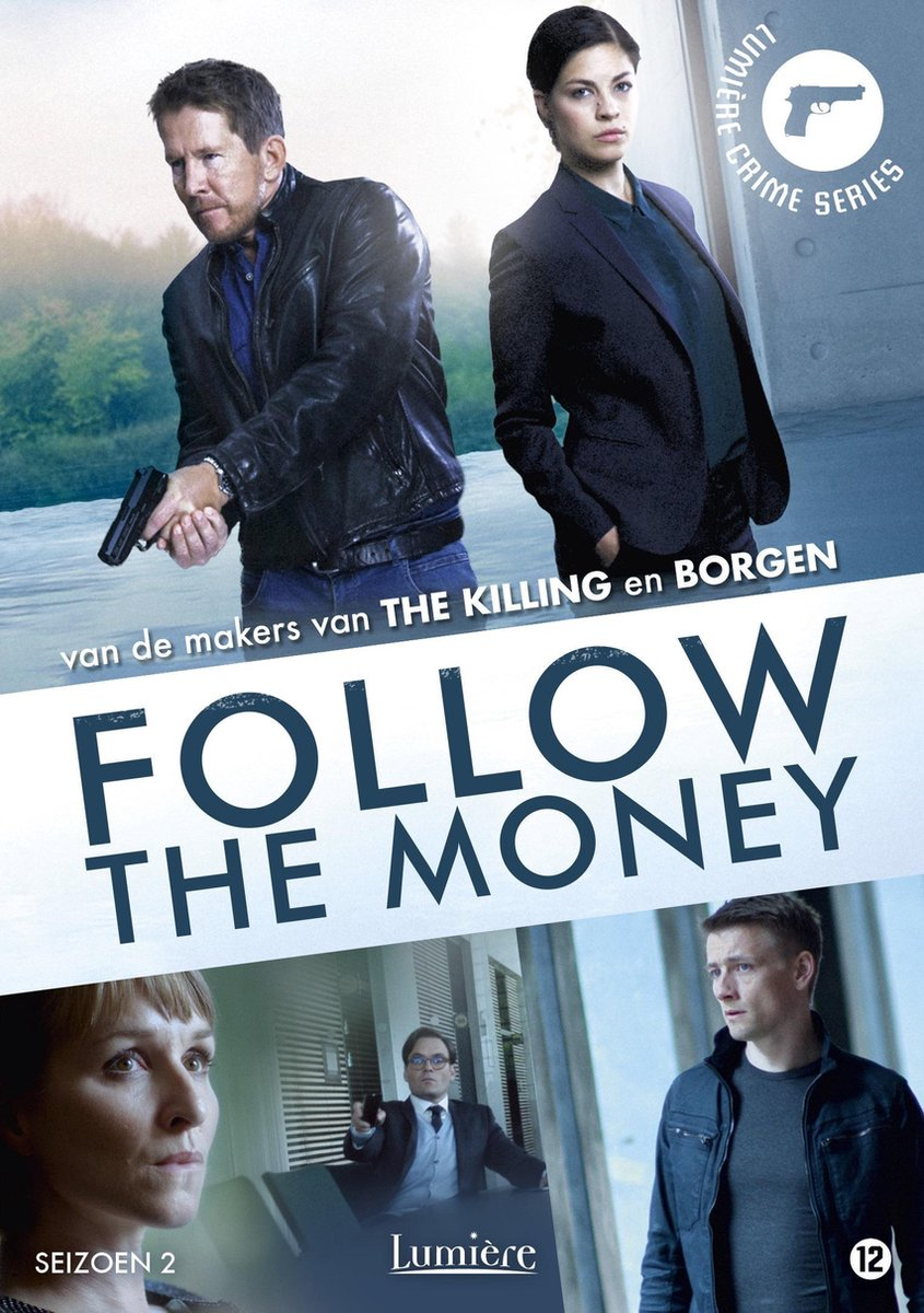 Follow The Money - Seizoen 2 - Tv Series