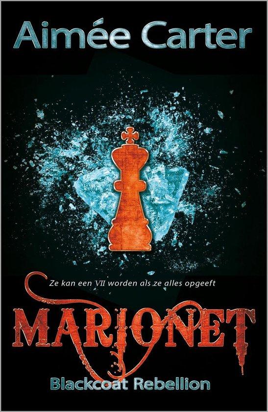 Marionet - Aimee Carter |