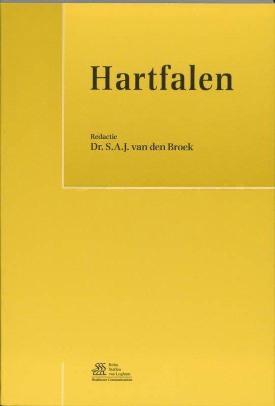 Cover van het boek 'Hartfalen / druk 1' van S.A.J. van den Broek