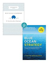 Blue Ocean Strategy with Harvard Business Review Classic Article Blue Ocean Leadership (2 Books)