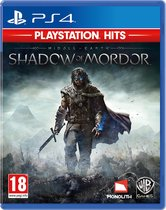 Middle-Earth: Shadow of Mordor - PS4 Hits