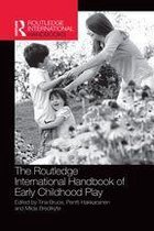 Omslag The Routledge International Handbook of Early Childhood Play