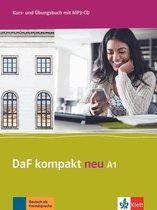 DaF kompakt neu A1 Kurs- und Übungsbuch mit MP3-CD