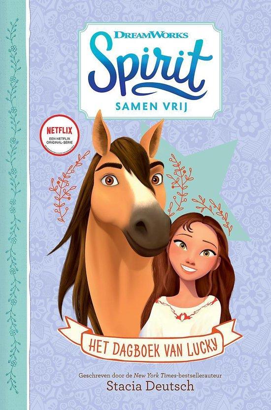Dreamworks Spirit Samen Vrij 0 - Het dagboek van Lucky - Stacia Deutsch  