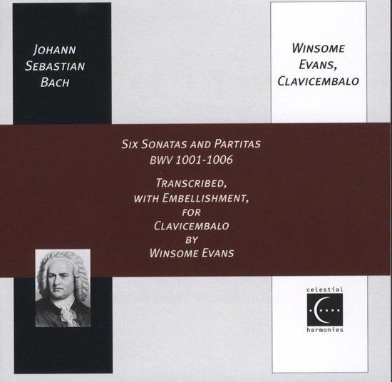 J.S. Bach: Six Sonatas  And Patitas Bwv 1001-1006