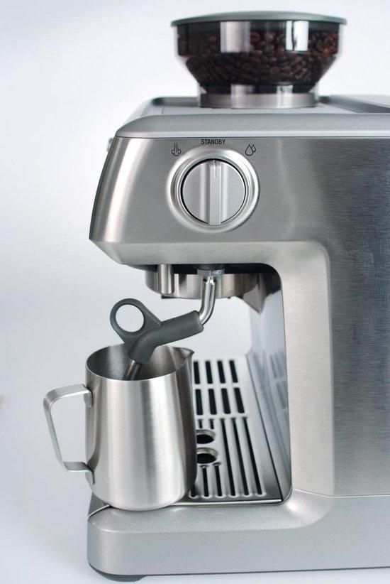 Solis Grind & Infuse Pro 115/A - Pistonmachine - RVS