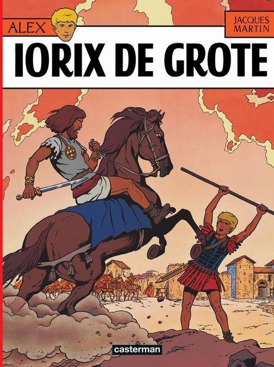 Alex 010 Iorix de grote - Jacques Martin pdf epub