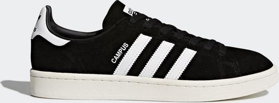 adidas Campus Sneakers Unisex - Core Black/White