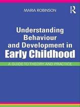 Omslag Understanding Behaviour and Development in Early Childhood