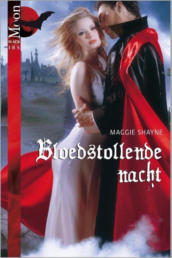 Harlequin- Black Moon 3A - Bloedstollende nacht - Maggie Shayne |