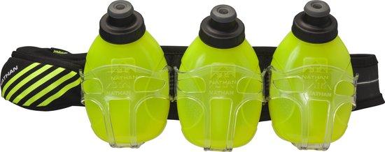 Nathan Mercury 3 Black/Safety Yellow - Drinkgordel