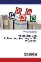 Vocabulary and Collocations Teaching in Efl Textbooks