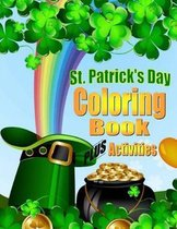 St. Patrick's Day Coloring Book for Kids Plus Activities