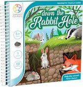 SmartGames Down the Rabbit Hole (48 opdrachten)