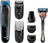 Braun Multi Grooming Kit Precisietrimmer + Gilette Fusion ProGlide Scheermes - MGK3045