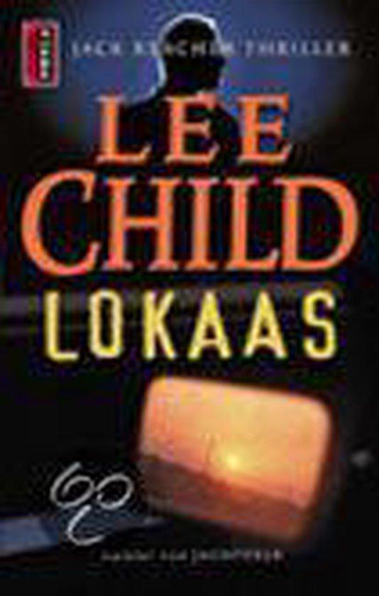 Jack Reacher 2 - Lokaas - Lee Child |