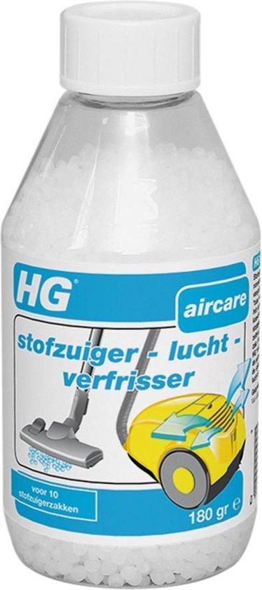 stofzuiger - lucht - verfrisser - HG
