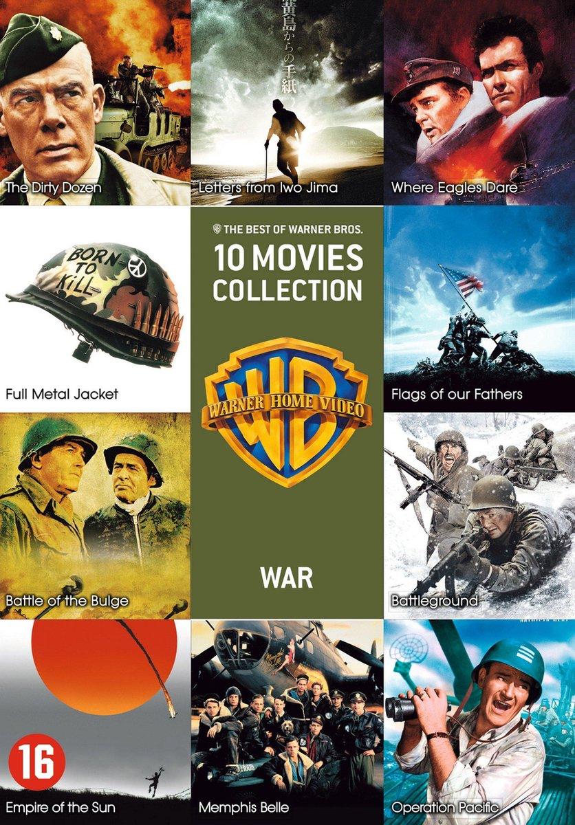 War Set - 10 Movies Collection - Movie