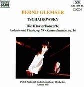 Bernd Glemser : Tchaikowsky