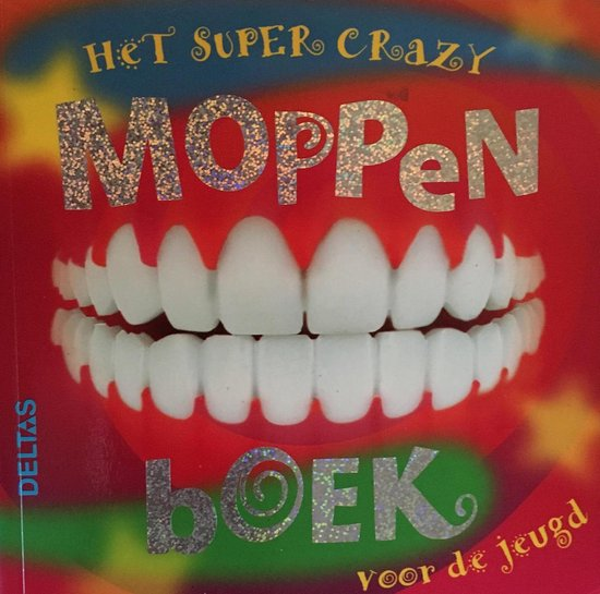 Het super crazy moppenboek voor de jeugd